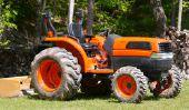 Agria 4800 - En savoir plus sur ce tracteur
