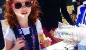 Le stand de limonade de ce 5-year-old girl a soulevé 25k $ pour une cause incroyable