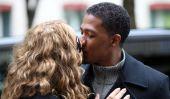 Mariah Carey et Nick Cannon Renouveler Serment du mariage, boutique pour les jumeaux à Paris!  (Photos)