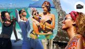Heidi Klum, Beyoncé, Diane Kruger: Urlaubsgrüße chaude - vidéo
