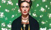 La garde-robe de Frida Kahlo a été débloqué après 50 ans, et voici les photos