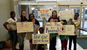 Girl Scout Troop devient la cible d'insultes racistes