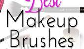 Le maquillage Top Expert-Approuvé Brosses vous devez avoir