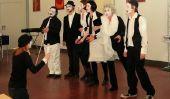 L'acteur allemand - sur votre revenu dans les théâtres allemands