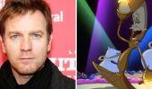 «La Belle et la Bête» jette Ewan McGregor comme Lumiere