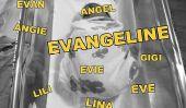 All About Eve, Evie, Evan et Evangeline: 15 plus polyvalent des noms pour les filles