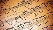 Topic à la musique - de sorte que vous définissez