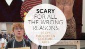 Effrayant pour toutes les raisons erronées: 10 Halloween Costume DIY échoue