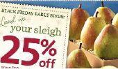 Offres Black Friday 2010 en ligne sur l'alimentation