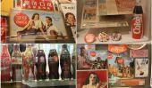 Le monde de Coca-Cola Museum à Atlanta