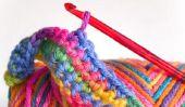 Maniques - crochet avec crochet