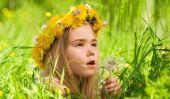 Comment faire une couronne de fleurs?  - Il est donc possible