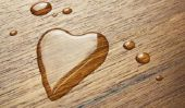 Cadeau pour le mariage en bois - Idées