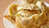 Pommes de terre et fromage Pierogies: Totalement Délicieux, rapide et simple