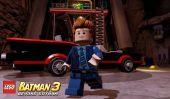 New York Comic-Con 2014 révèle Lego Batman 3 Date de sortie et de nouveaux personnages y compris les médias sociaux créés Superman