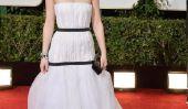 """Jennifer Lawrence pour """"Golden Globes 2014"""""""