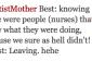 Meilleur et le pire Thing About Votre séjour à l'hôpital après la naissance-A Twitter Round-Up