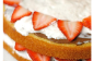 Strawberry Nutella Pays Gâteau