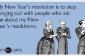Résolutions du Nouvel An sont pour Chumps.  Ou, Ils sont pour de bons citoyens.  Je ne peux pas décider.