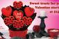 Idées pour la Saint-Valentin pour Boyfriend: Cookies by Design