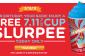 7-Eleven Jour Slurpee gratuit