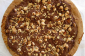 Nutella Pizza - Almond, le lin et le chocolat blanc