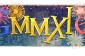 Nouveau Doodle de Google: MMXI pour le Nouvel An