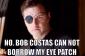 Suivre Bob Costas boire de la vodka et Joke 'Mes yeux ne pouvait pas être Redder'