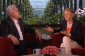 Jay Leno Leaving Tonight Show: Star pourparlers Jimmy Fallon, Conan dans Interview sur Ellen