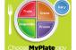 Mme Obama dévoile sa nouvelle MyPlate de l'USDA pour remplacer pyramide alimentaire