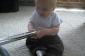 Voilà une façon de nettoyer un bébé - avec un aspirateur (VIDEO)
