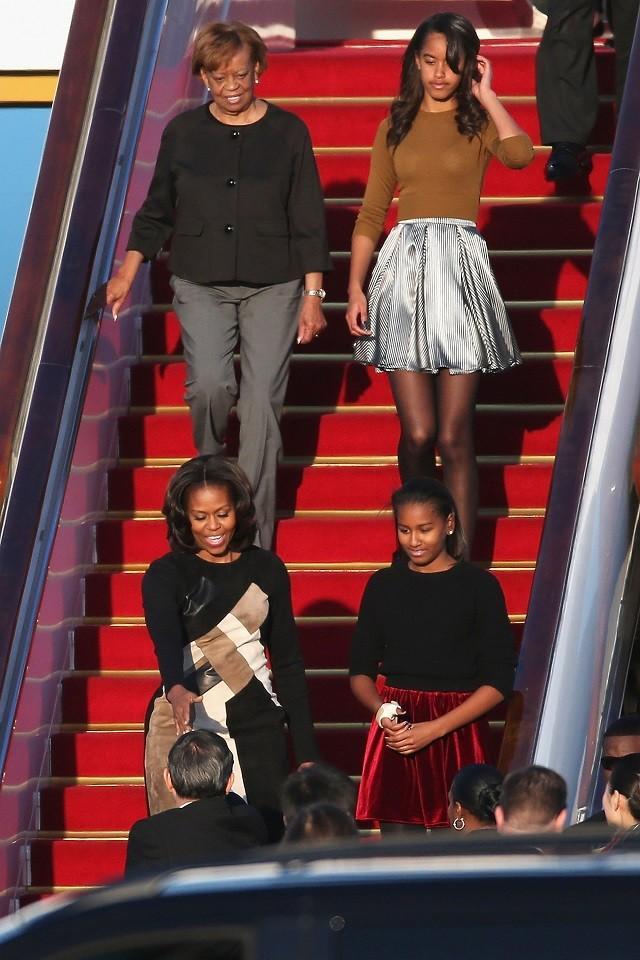 Malia Obama Job d'été 2014: Agence Forces maisons blanches pour supprimer photo de la fille du président