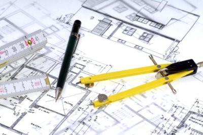 Dessin plan d'étage lui-même - Appartement