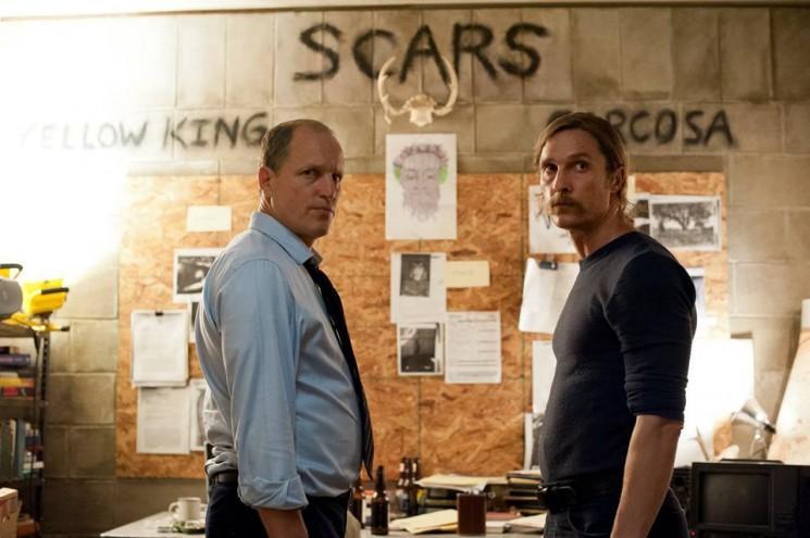 """HBO """"True Detective"""" des rumeurs Saison 2 Cast: Brad Pitt proche d'un accord, Pizzolato demeure discret sur Plot Détails"""