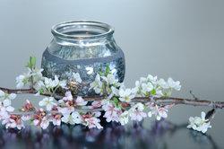 Transformer un verre d'eau pour le support de lumière de thé - Voici comment efficacement