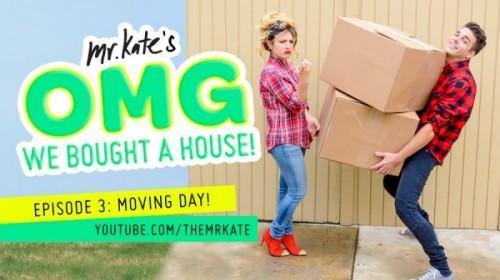 OMG Nous avons acheté une maison!  Episode 3: Moving Day