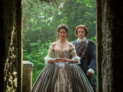 «Outlander» apporte tous mes sent romantiques