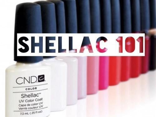 Shellac 101: The Low Down sur la puce sans Mani