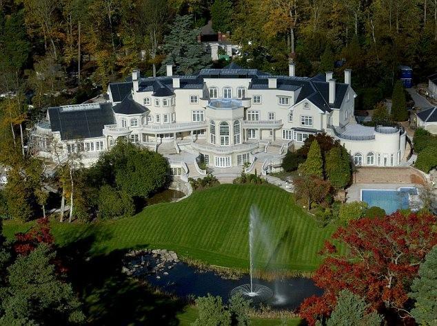 Living Large: Le 25 Biggest (et le plus cher) Maisons dans le Monde