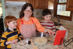 La pâte à sel - comment doit longue cuire les ingrédients