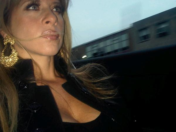 'RHONJ' Teresa Giudice Feud durs Caroline et Dina Manzo Apart (Photos)
