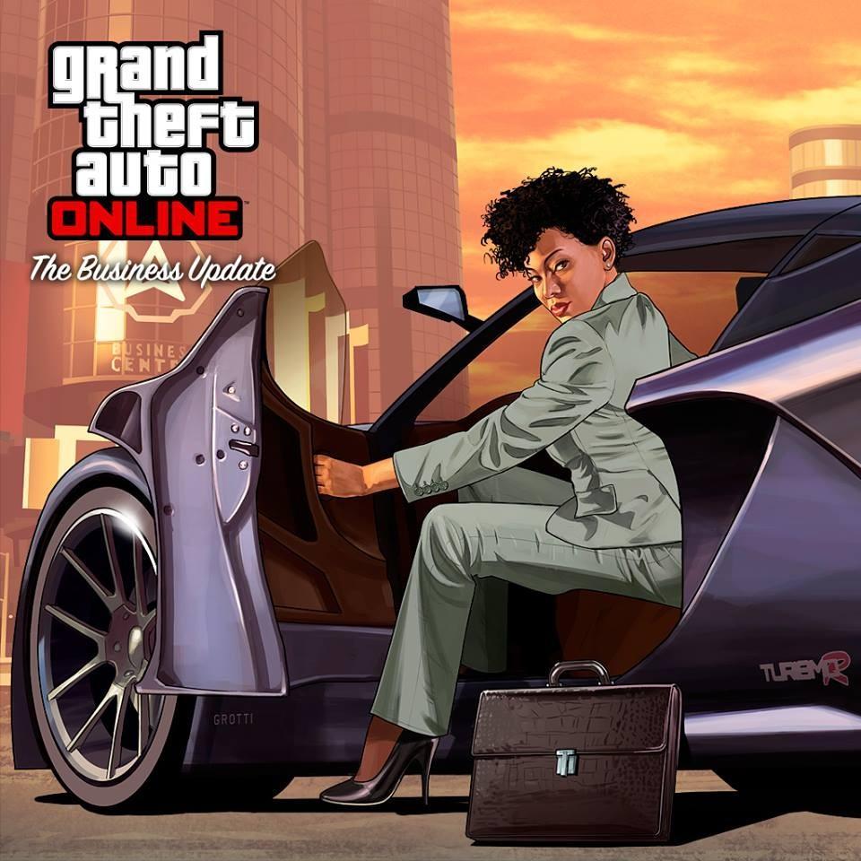 Gta v en ligne voitures gamplay rockstar games annonce for Voiture garage gta 5 mode histoire