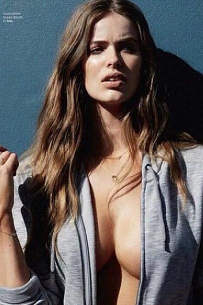 """Modèle de taille plus Robyn Lawley dans le """"GQ"""" Australie"""