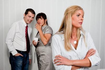 Que faire de l'intimidation au travail?