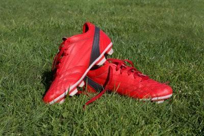 Gravez des chaussures de football - comment cela fonctionne: