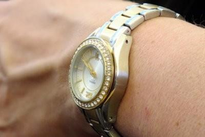 Raccourcir Bracelet en métal Fossil - alors allez-y