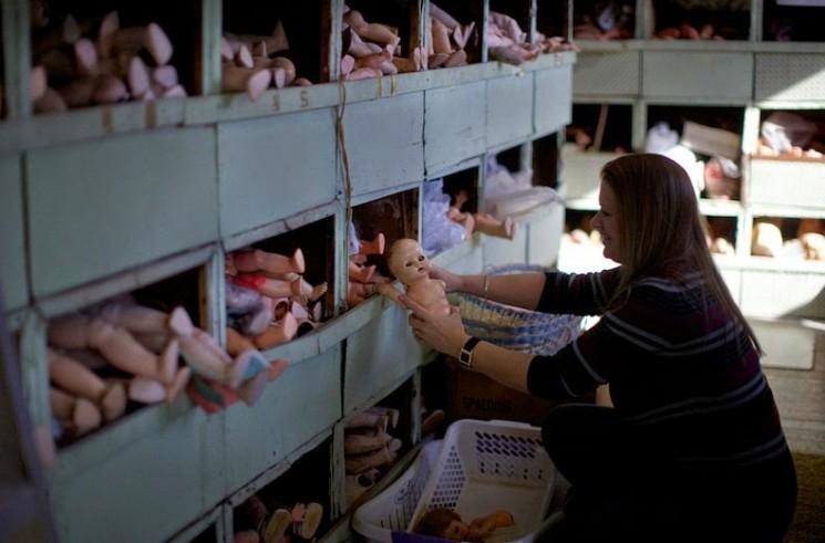Origine Doll Hospital de Sydney