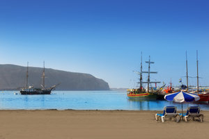 Climat à Tenerife en Décembre - de sorte que vous pouvez préparer vos vacances