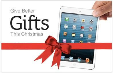 Top 10 des cadeaux de Noël 2013 pour les hommes afin d'assurer Beaucoup Bliss Noël