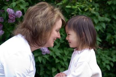 Adoptée: trouver des parents - il est donc possible